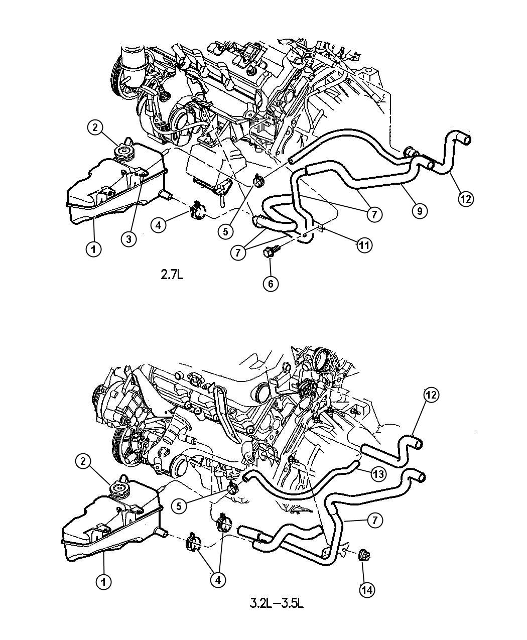 Dodge Intrepid Fuse Box Diagram