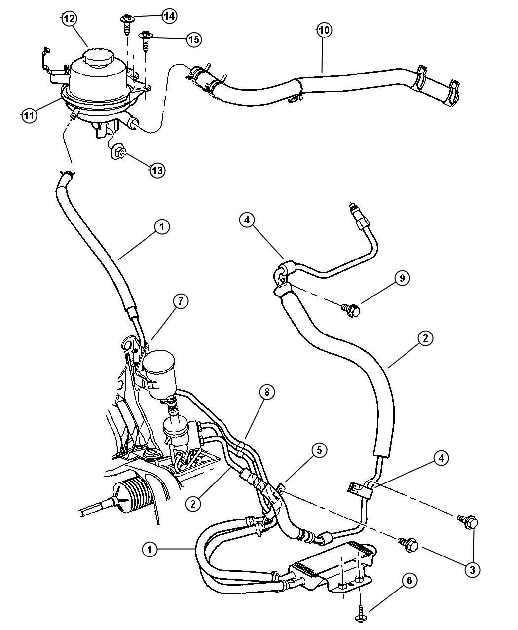 1999 dodge grand caravan rack and pinion wiring diagram for 1999 plymouth voyager at ww1