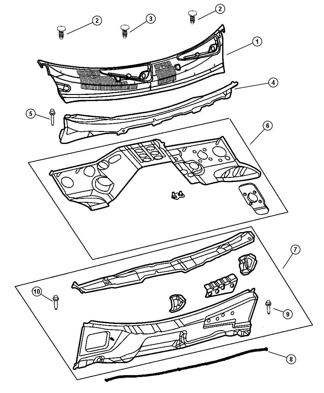 The Plastic Screws