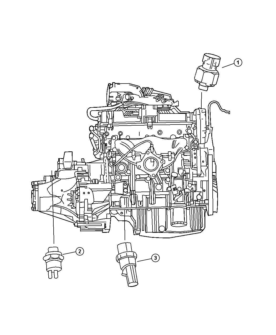 2006 Pt Cruiser Turbo Engine Diagram