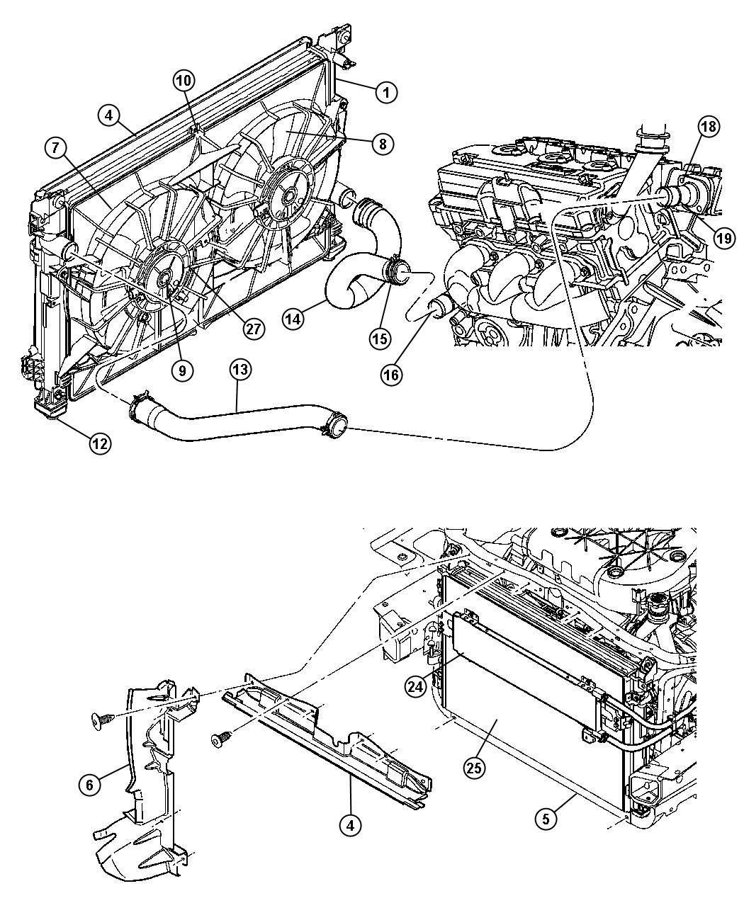 Dodge Caravan Engine Diagram