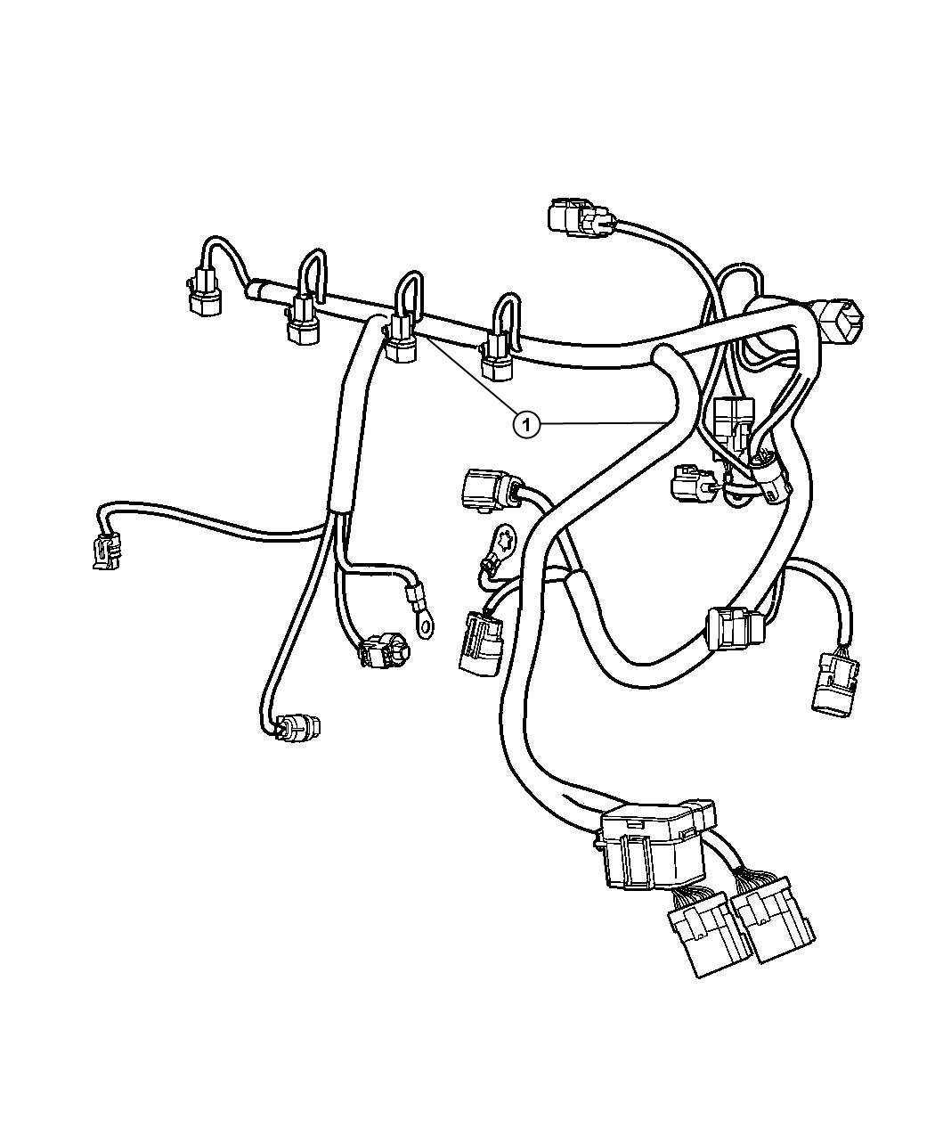 Chrysler Pt Cruiser Wiring Battery