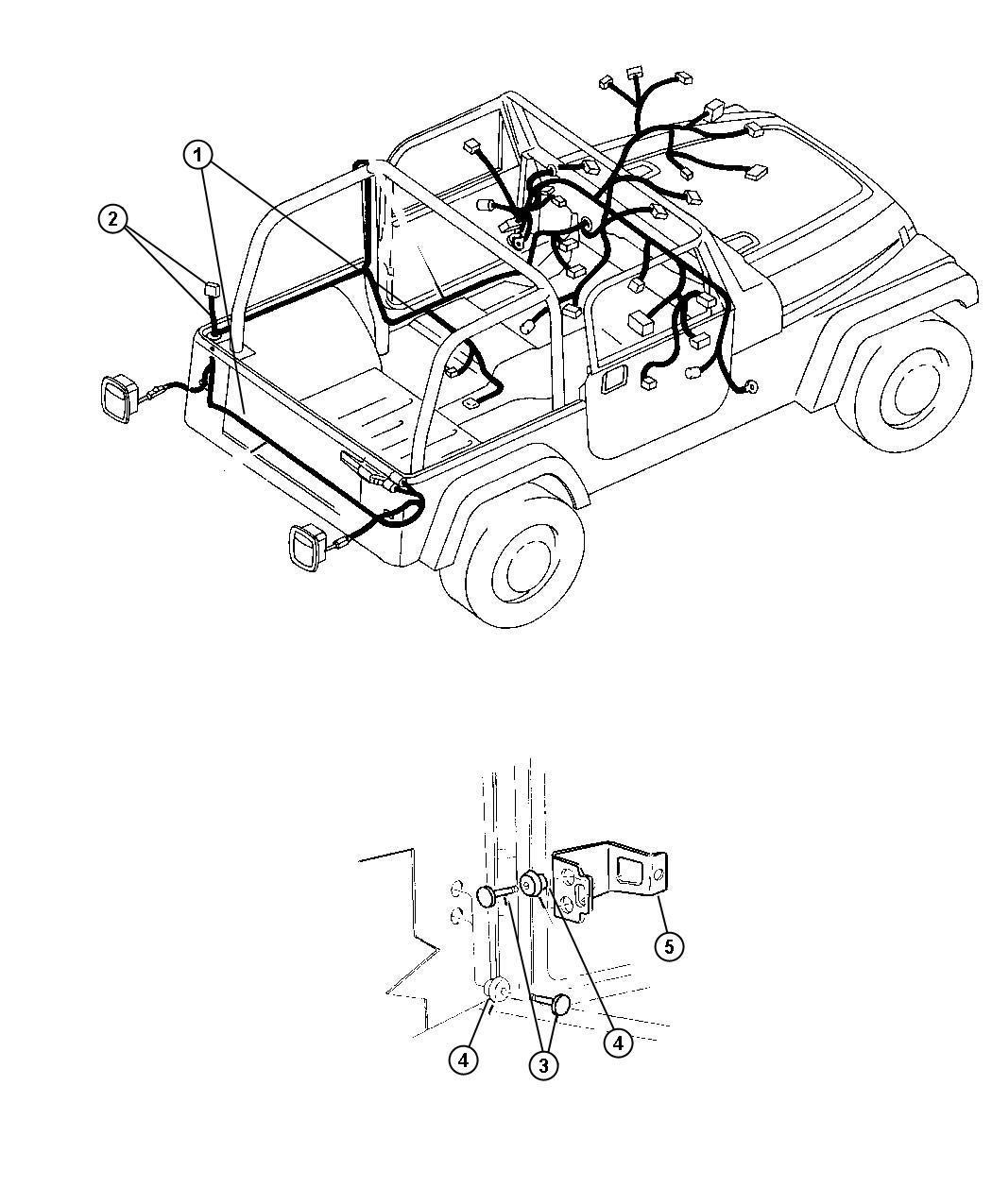 [DIAGRAM] Official Workshop Manual Service Repair For Jeep