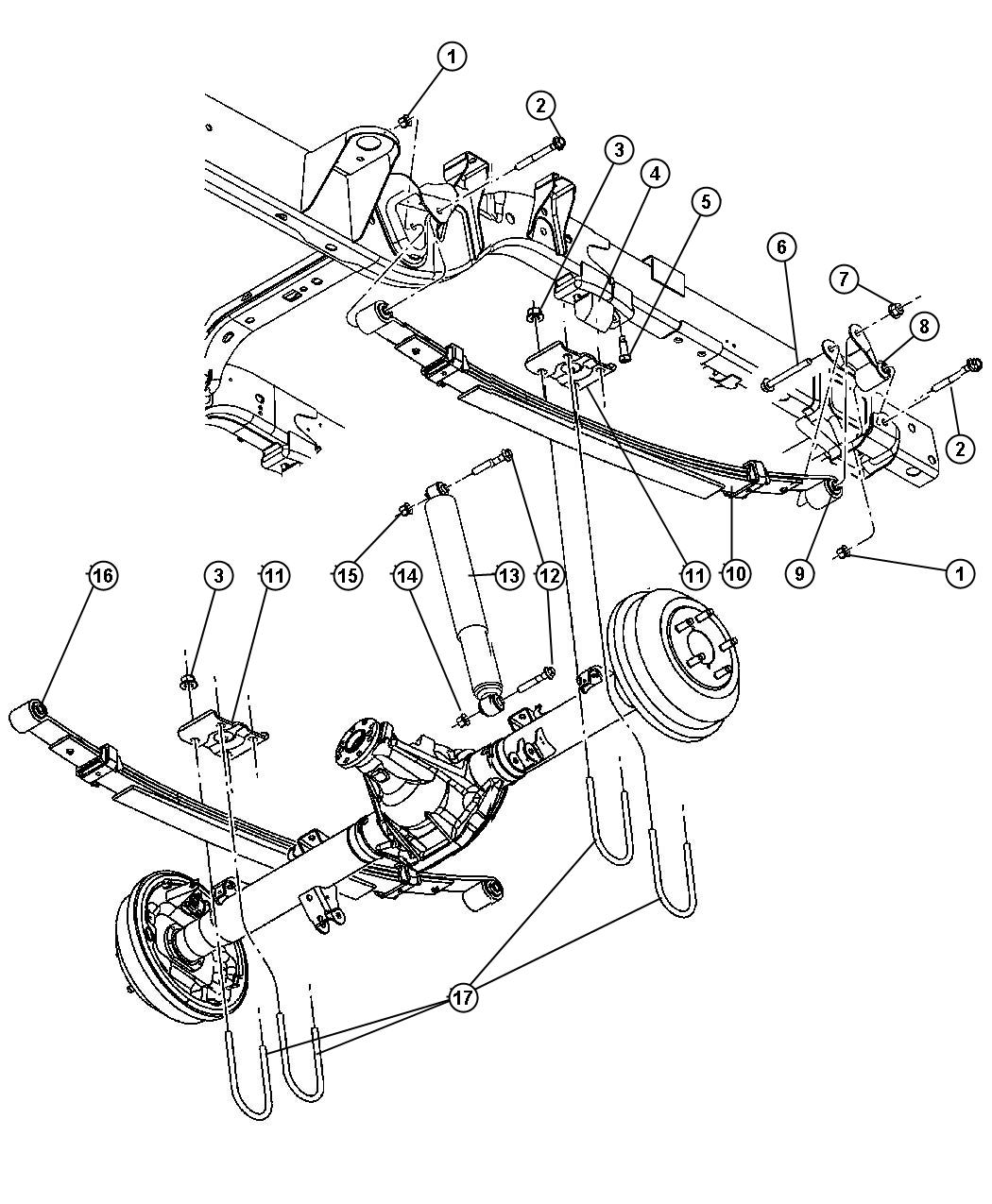 Toyota Rear Suspension Noise