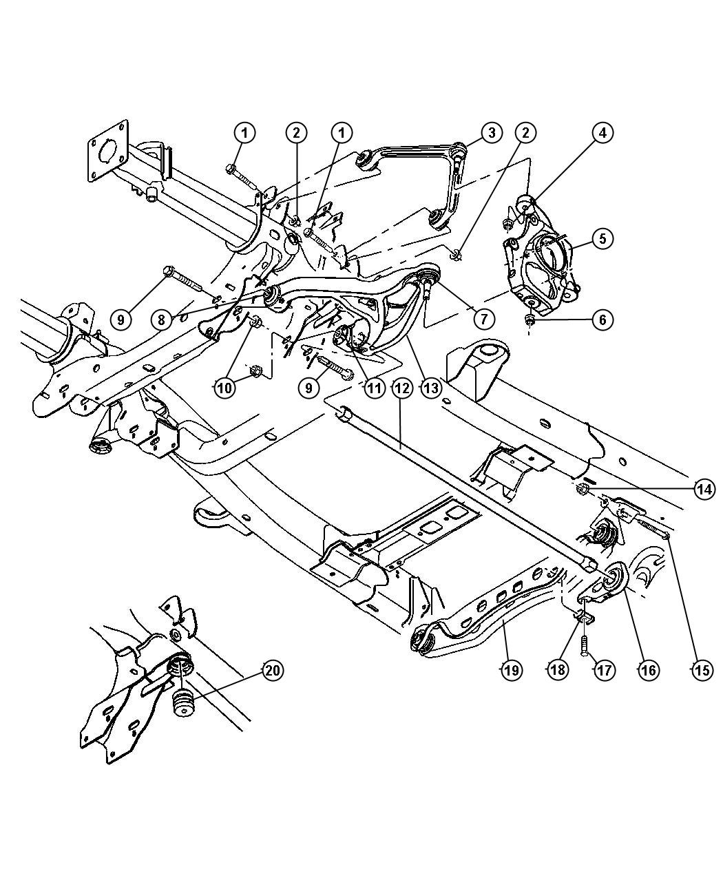 Dodge Ram Front Suspension Best