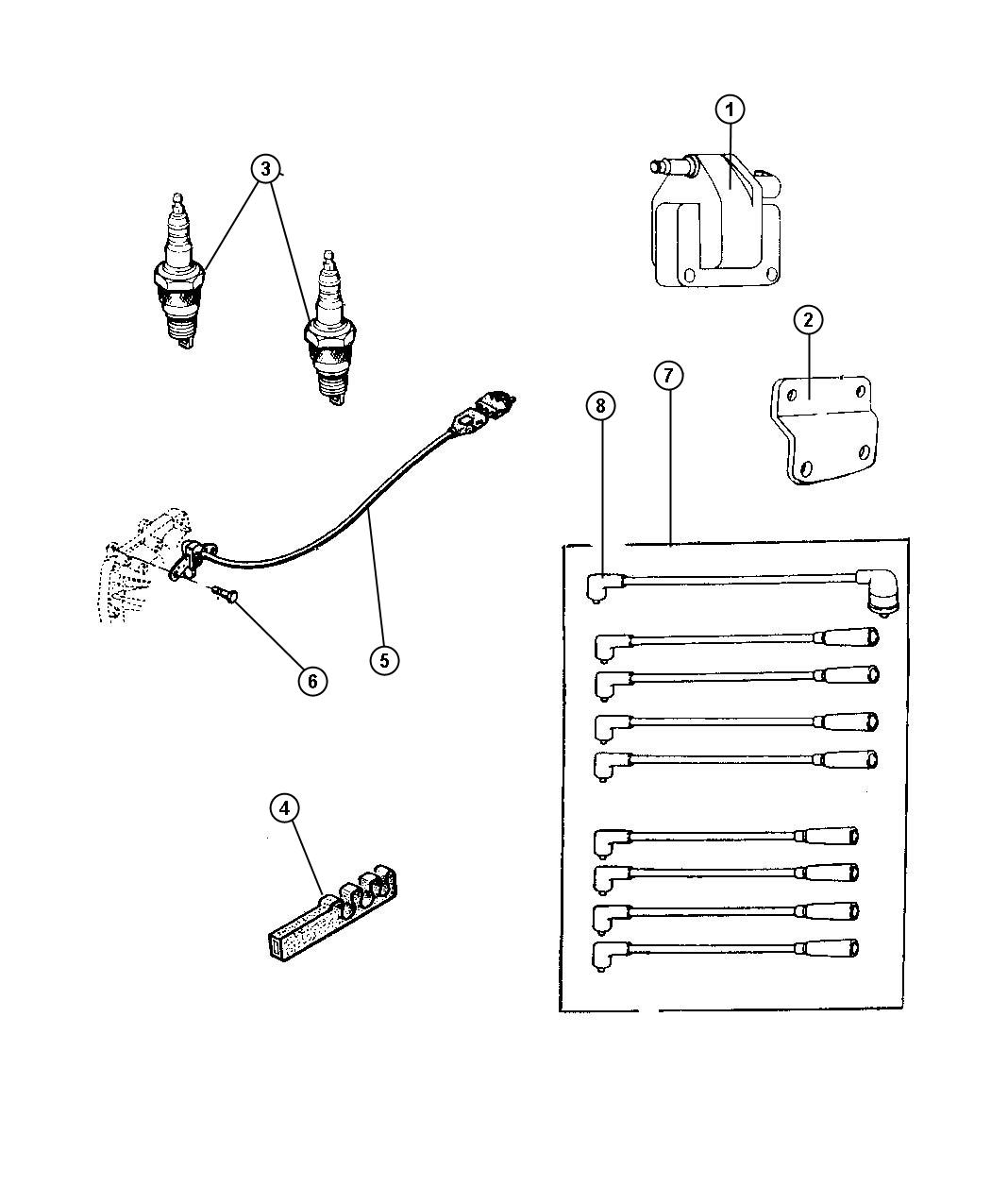 Jeep Liberty Spark Plug Diagram Jeep Wiring Diagram Images