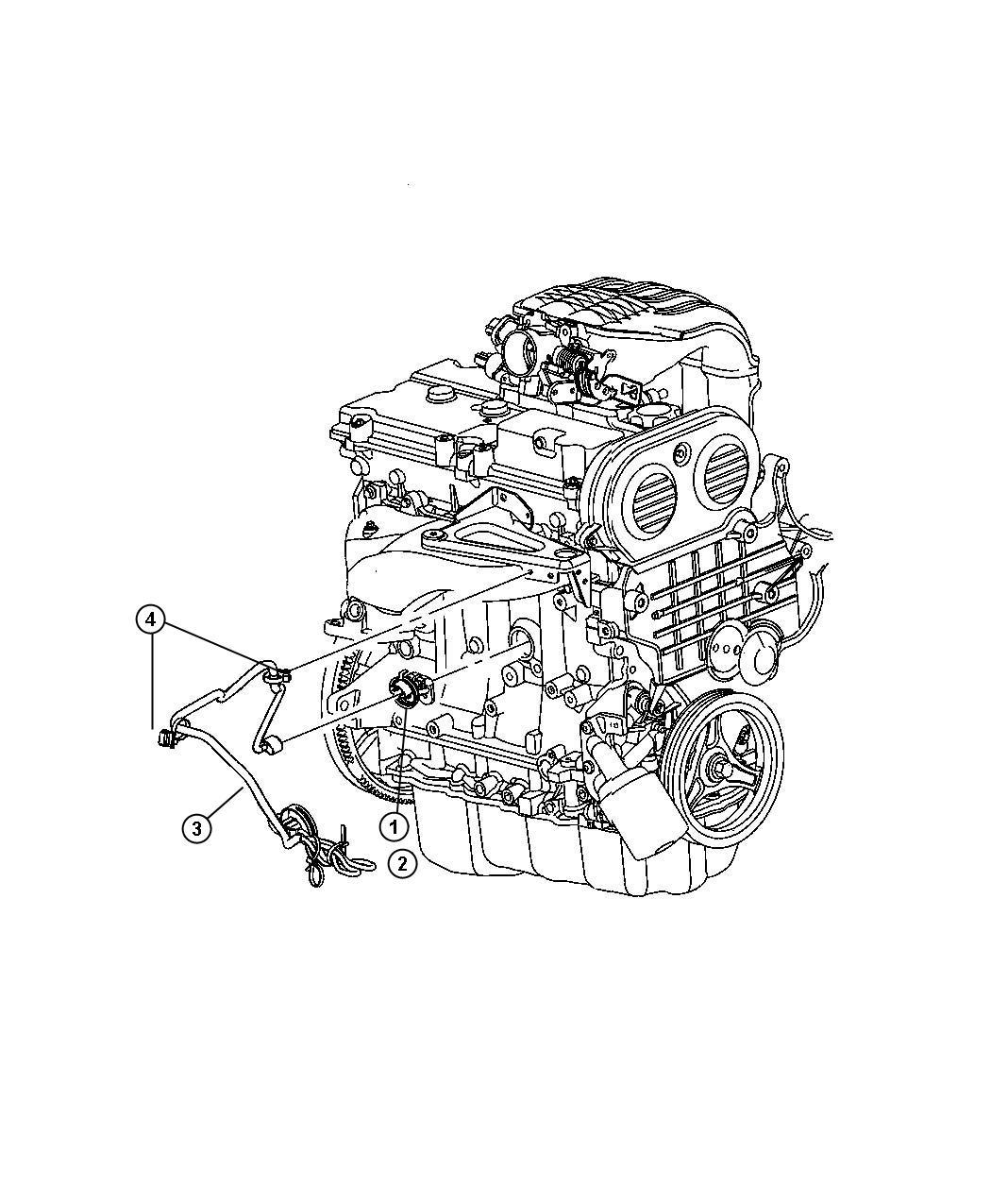 Engine Block Heater Jeep Liberty