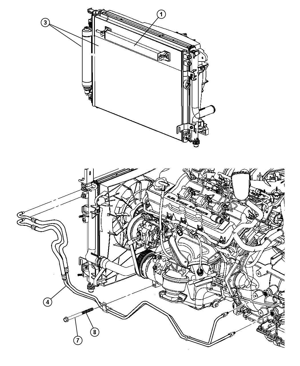 Oil Cooler Transmission