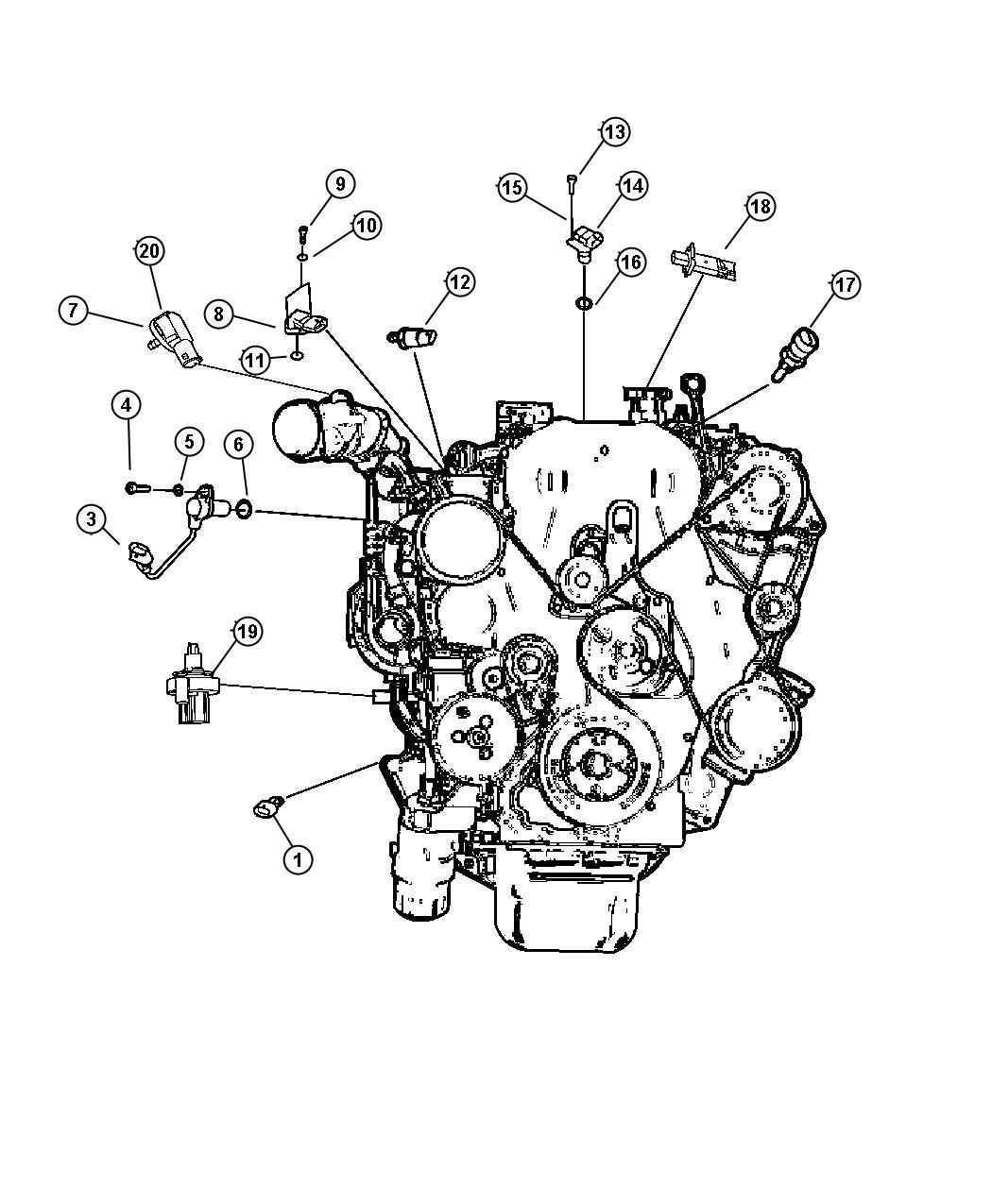 Dodge Ram Reluctor Wheel Crankshaft For Crankshaft