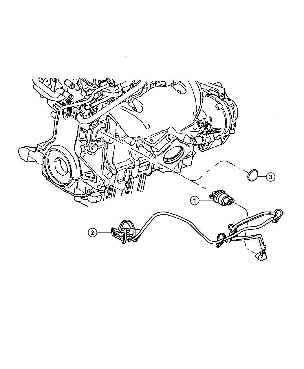Chrysler Pt Cruiser Cord Engine Block Heater Edtedv Edt