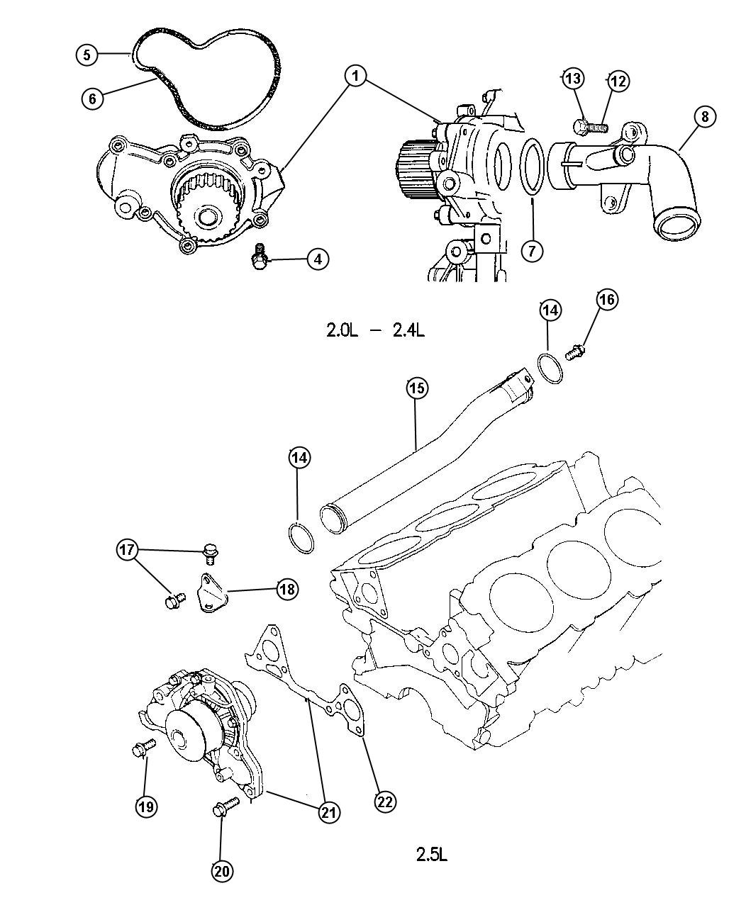 Diagram Plymouth Voyager Engine Diagram Full