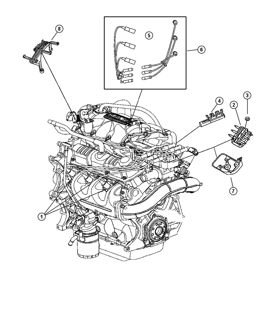Diagram Chrysler Pacifica Engine Diagram Full