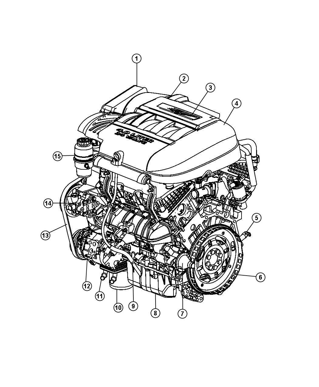 Diagram Chrysler Pacifica Engine Diagram Full