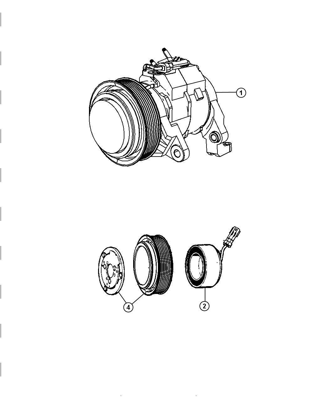 Dodge Ram Compressor Remanufactured Air
