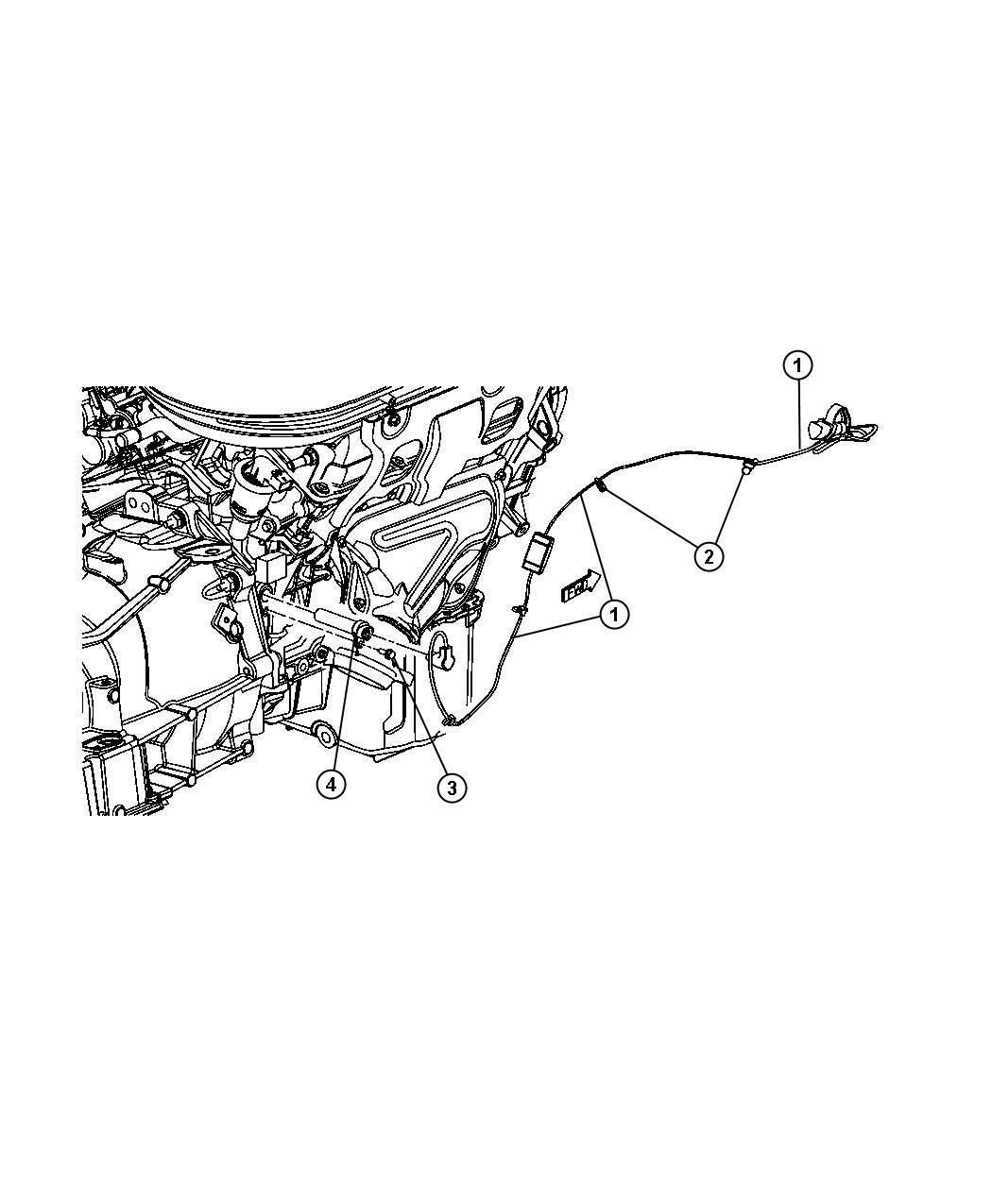 Engine Cylinder Block Heater 3 5l 3 5l High Output V6 24v
