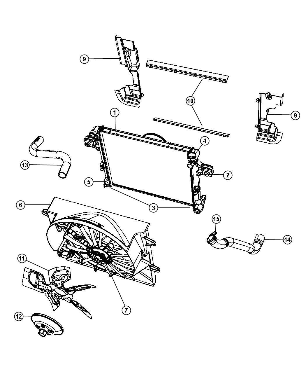 Diagram Jeep Cherokee Cooling Fan Wiring Diagram