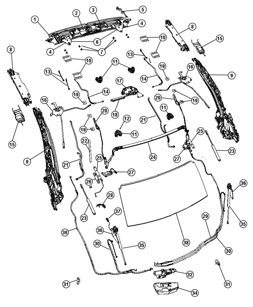 Cadillac Deville Fuse Box Diagram Cadillac Wiring