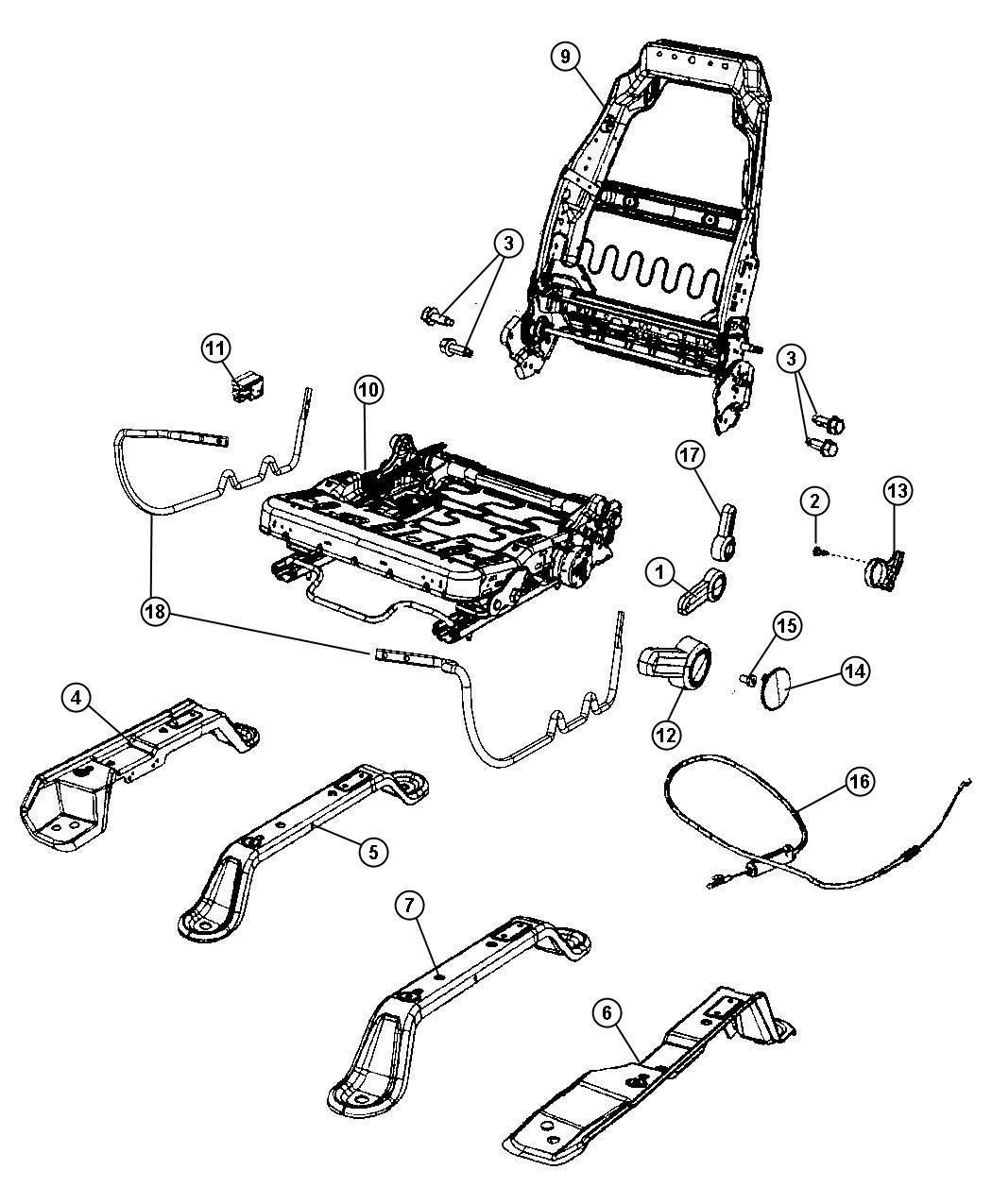 Jeep Tj Belt Diagram