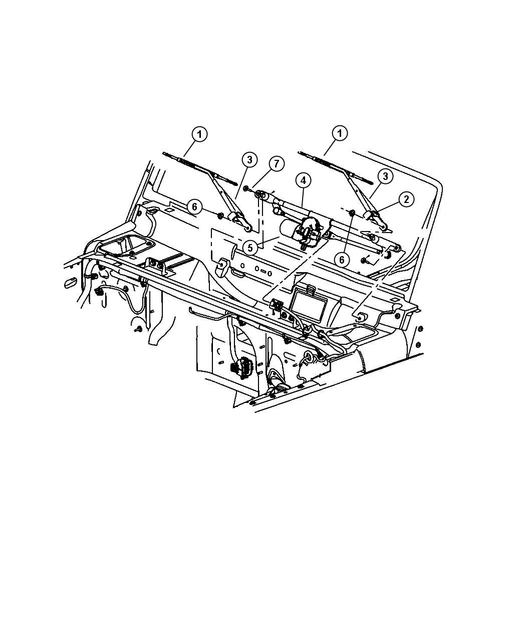 Jeep Wrangler Engine Diagram