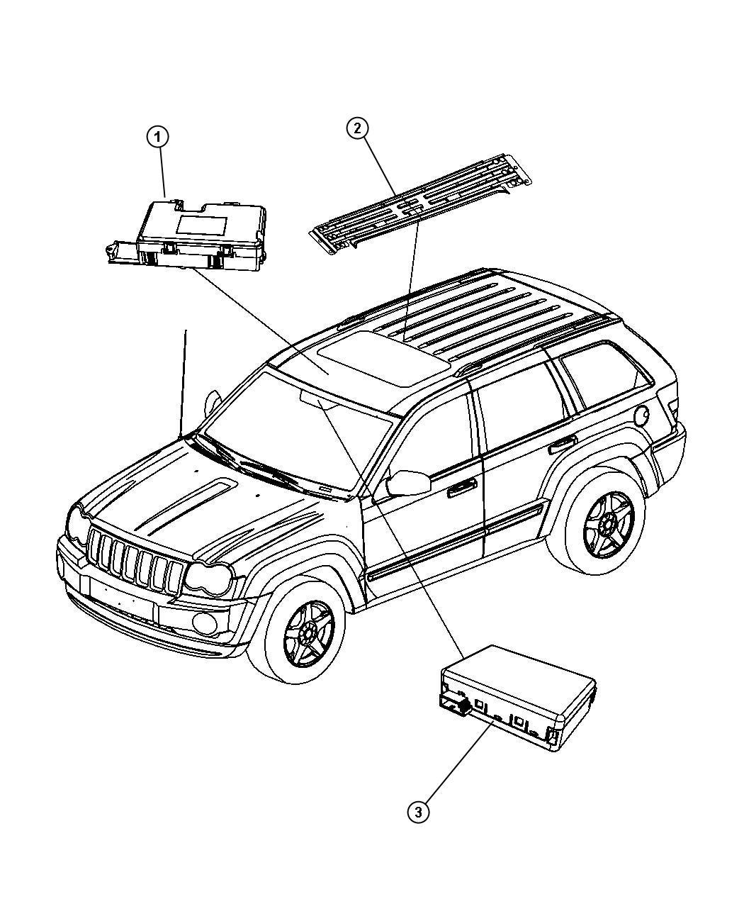 Jeep Commander Repair Manual