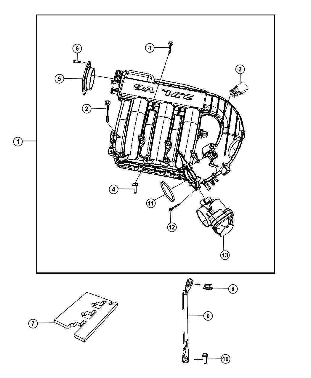 24 Valve Dohc V6 Engine Diagram