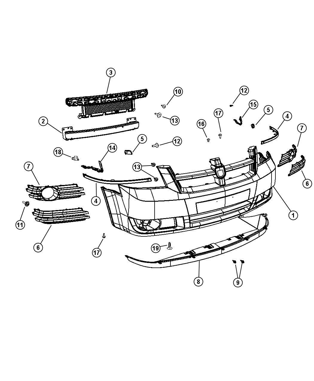 Vacuum Diagrams Dakota