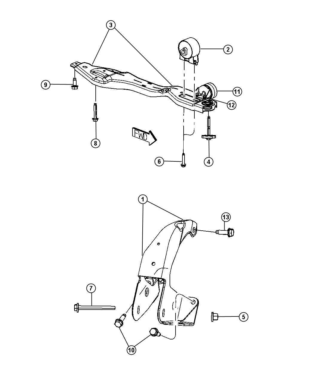 Ford 3 8l Engine Diagram