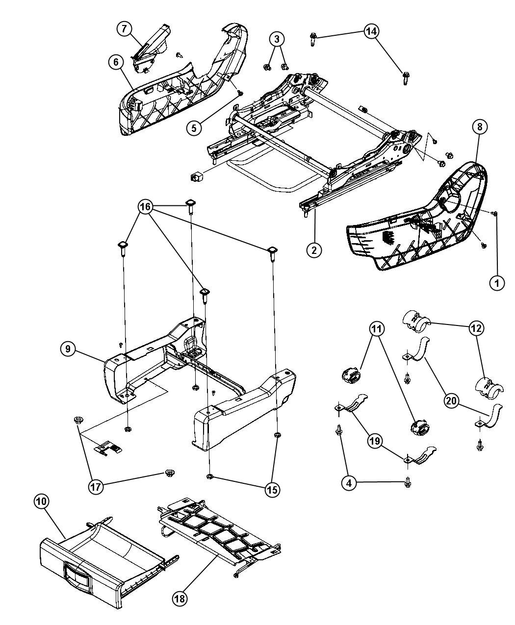Dodge Grand Caravan Shop Manual