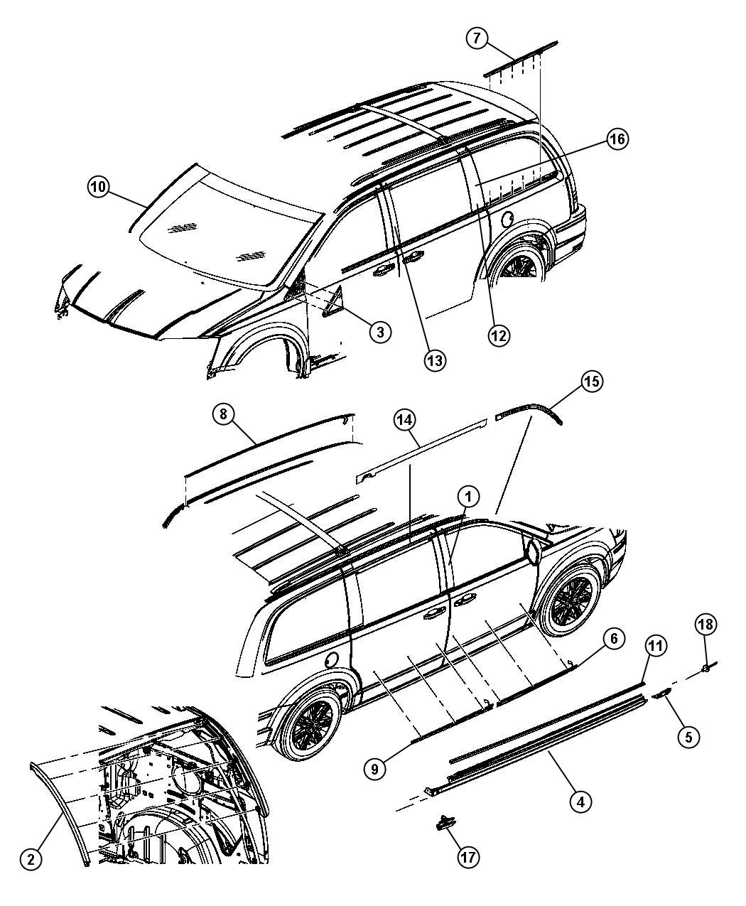 Chrysler Town And Country Cooling System Schematics