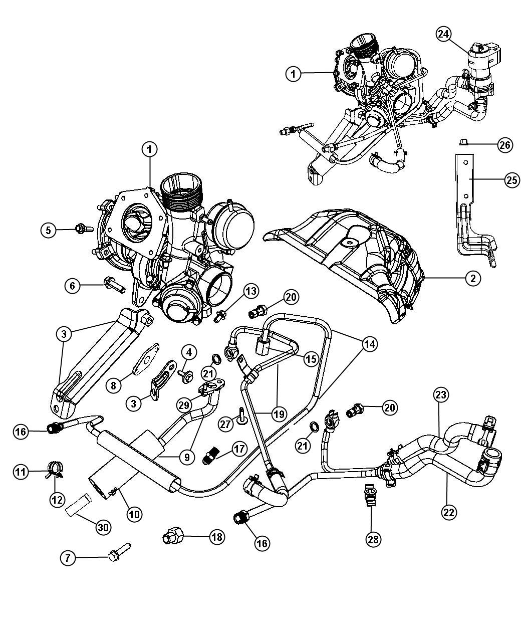 Dodge Caliber Serpentine Belt Diagram