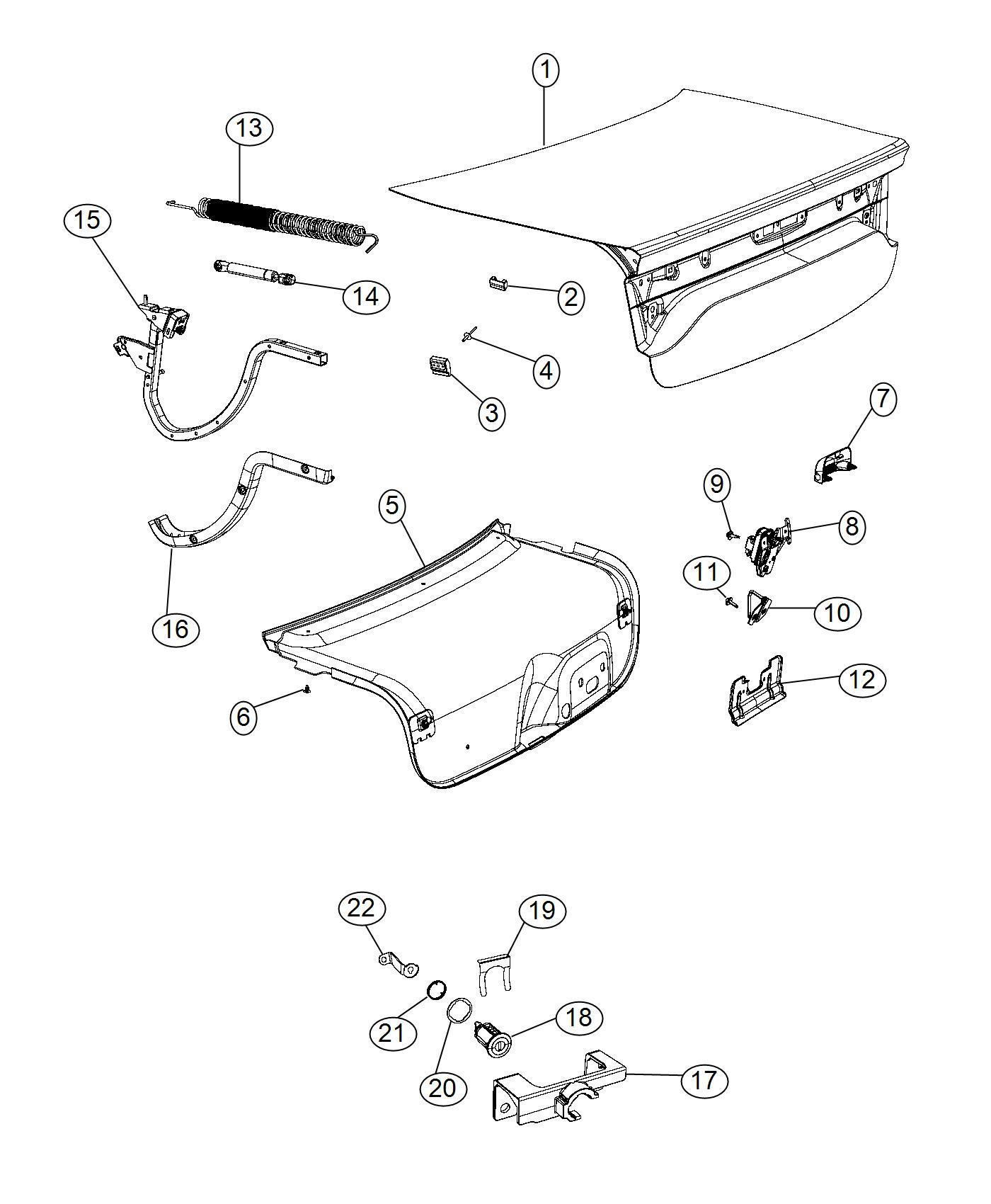 Dodge Charger Rivet M4 75x17 02 Receivers