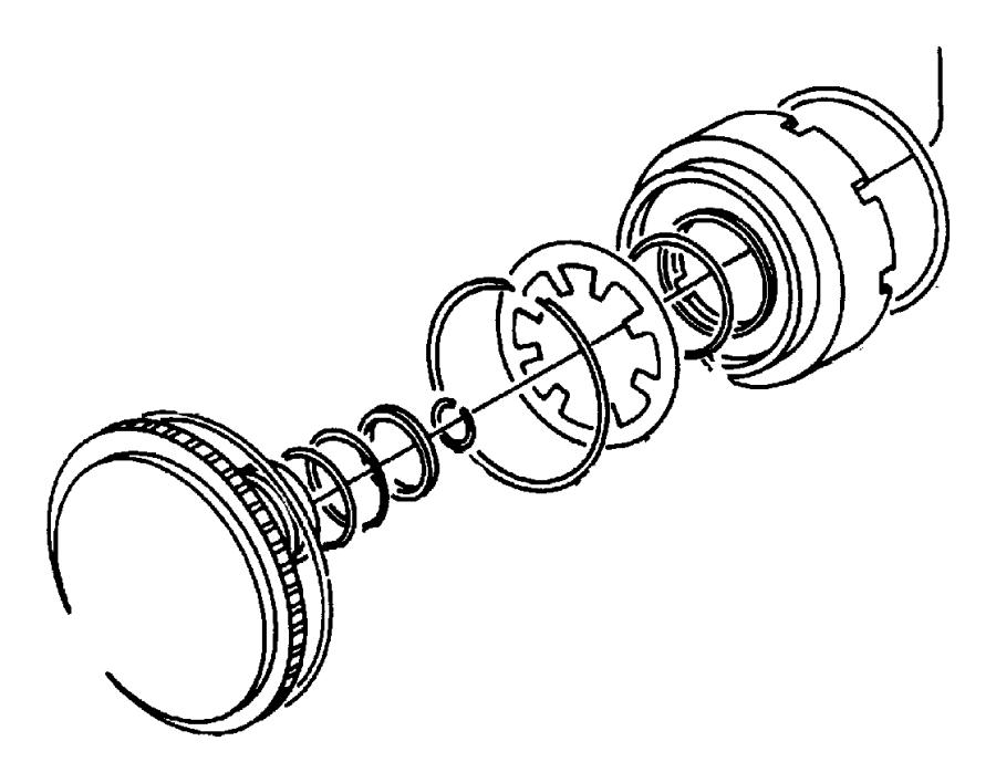 Clutch Input Shaft