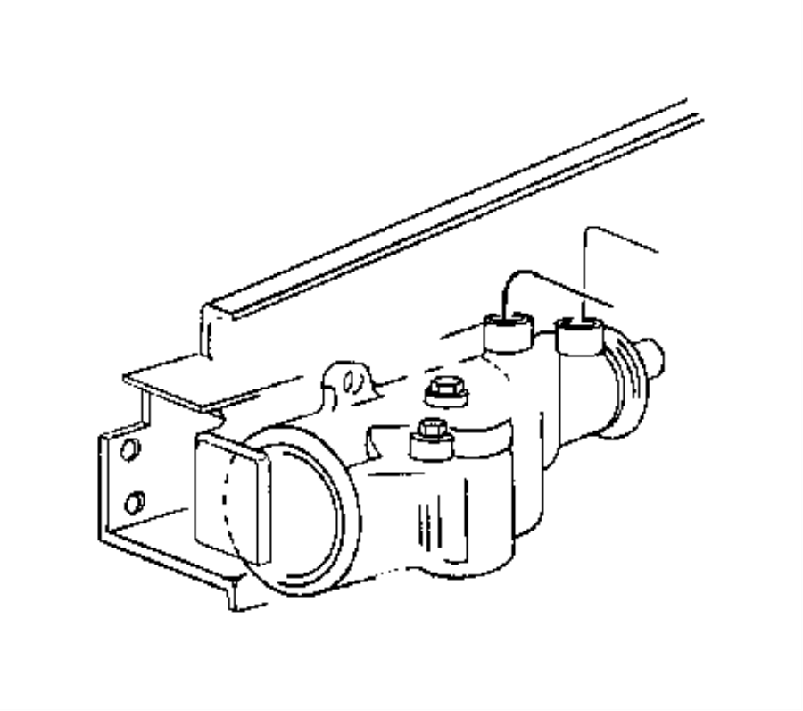 Dodge Dakota Rack And Pinion Diagram