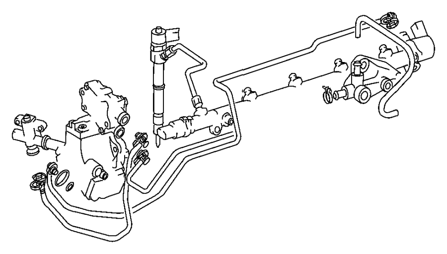 Fuel Line And Filter