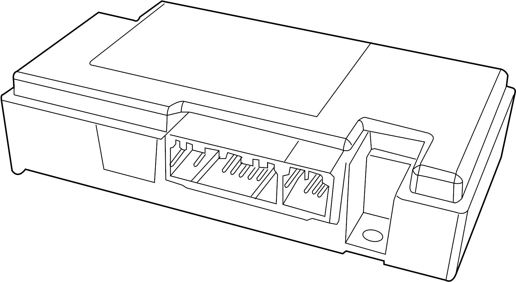 Module Telematics Modules Instrument Panel Modules Instrument Panel Made By Chrysler
