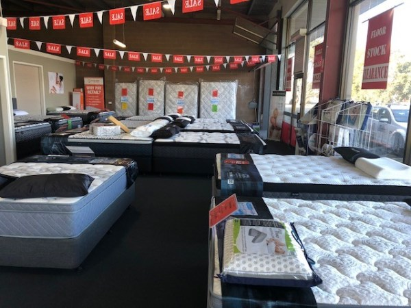 Shop internal 2 - About Factory Direct Bedding
