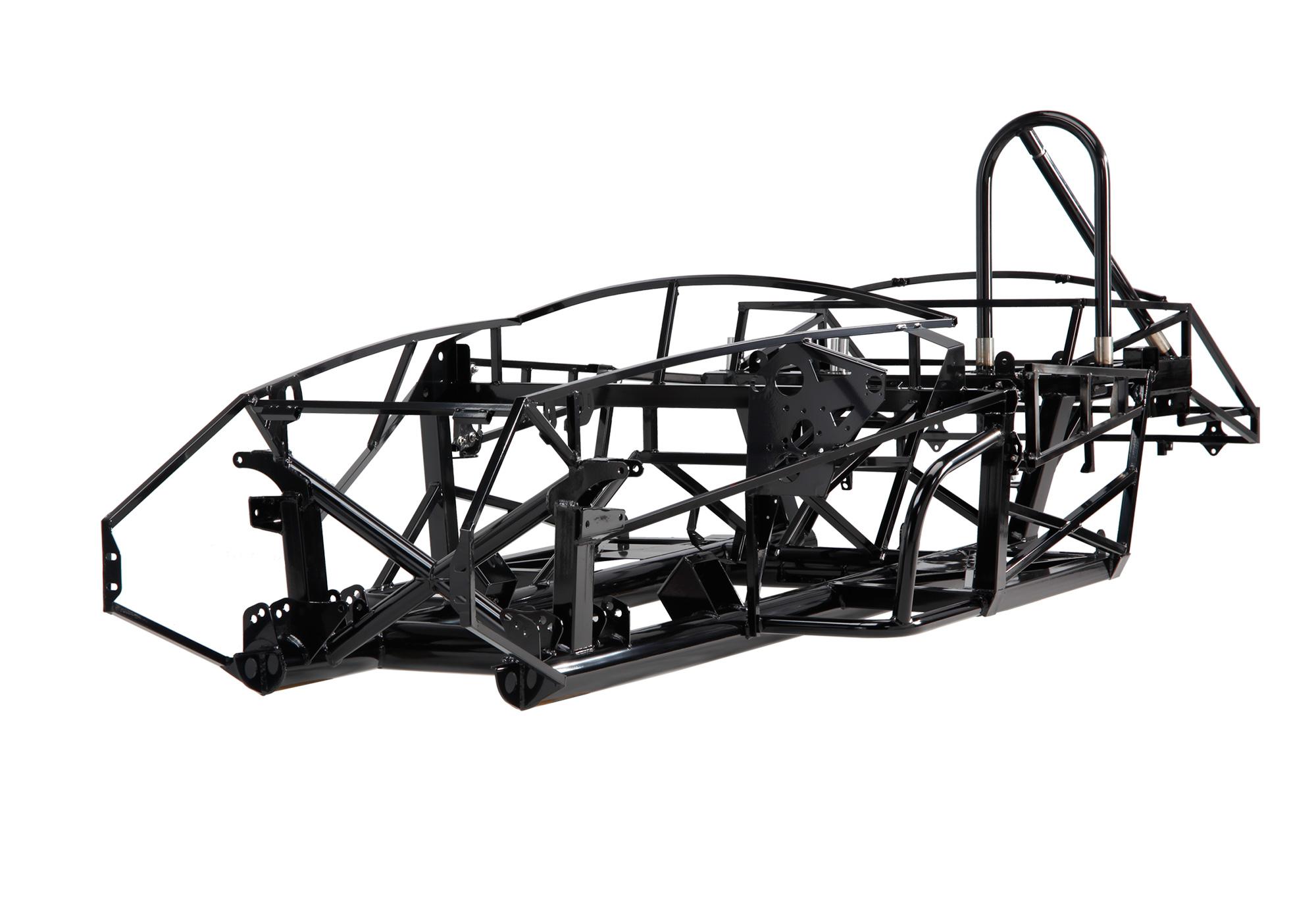 V8 Mid Engine Kit Cars