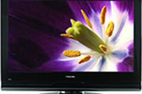 television toshiba 26av500u specifications