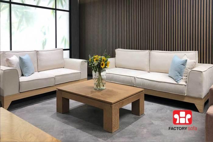 Σαλόνι 3θέσιο-2θέσιο Corfu, Διάσταση 3θέσιος 2,30m X 95cm , 2θέσιος 1,80m X 95cm • Ελληνικής Κατασκευής