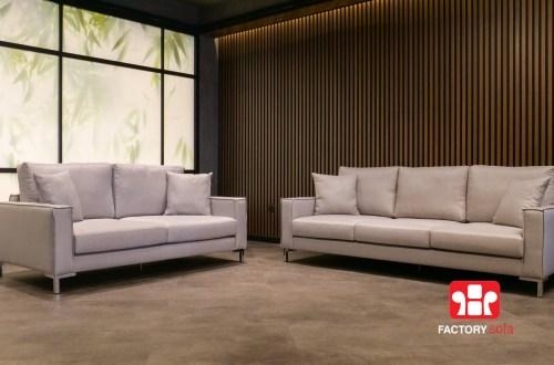 Kithnos Σετ Καναπέ Τριθέσιο Διθέσιο   Σαλόνια Καναπέδες Factory Sofa Προσφορές