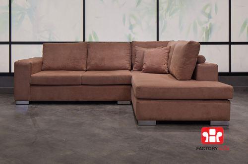 Γωνιακό Σαλόνι Koufonisia | Σαλόνια Καναπέδες Factory Sofa Προσφορές