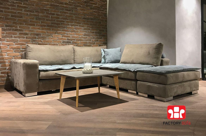 Πολυμορφική γωνία AIGINA | Σαλόνια Καναπέδες Factory Sofa Προσφορές
