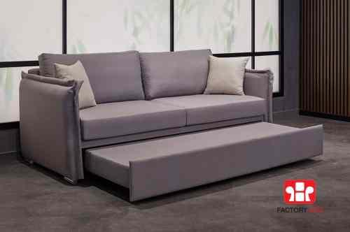 Καναπές Κρεβάτι Patmos   Σαλόνια Καναπέδες Factory Sofa