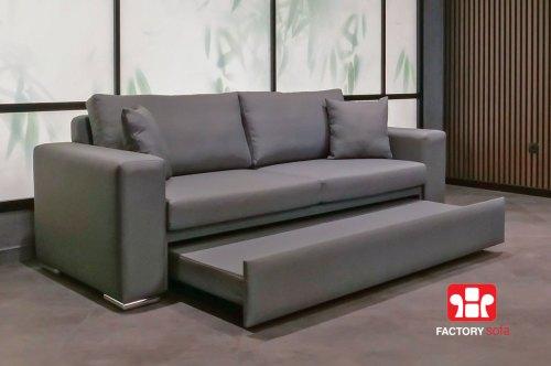 Καναπές Κρεβάτι Mykonos | Σαλόνια Καναπέδες Factory Sofa Προσφορές