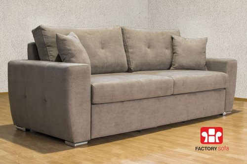 Sitia Sofa Bed with Sliding Mechanism