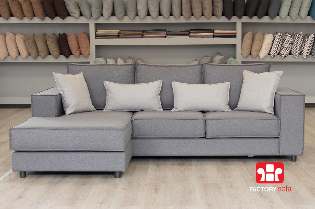 Πολυμορφικό Σαλόνι Γωνία Santorini | Καναπέδες Σαλόνια Factory Sofa