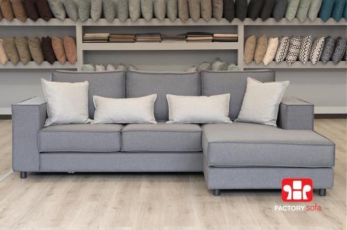Πολυμορφικό Σαλόνι Γωνία Santorini   Καναπέδες Σαλόνια Factory Sofa