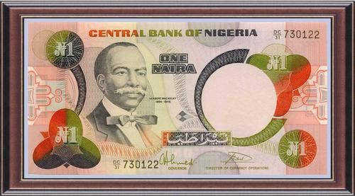 Image result for nigeria one naira notes