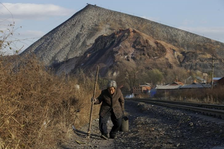 How coal left scars on a Chinese town | Facts & Opinions