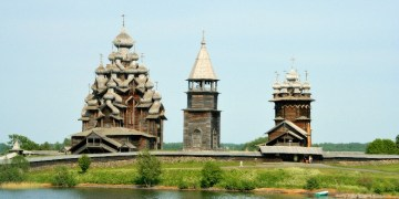 300-Year-Old Wooden Church Built Without Nails